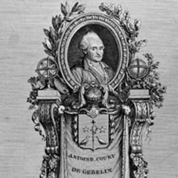 Antoine Court de Gébelin (1724 ou 1728-1784)