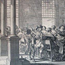 Gravure d'Abraham Bosse, L'enfant prodigue