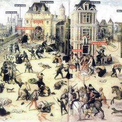 La Saint Barthélemy : 24 août 1572 à Paris
