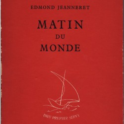 Jeanneret oeuvre