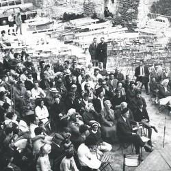 Assemblée du 4e de Guillaume Farel en 1965 au Poët-Laval