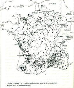 Les Églises Réformées au XVI<sup>e</sup> siècle