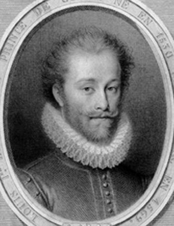 Louis Ier de Condé (1530-1569)