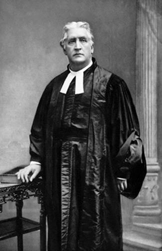 Pasteur Eugène Bersier (1831-1889)