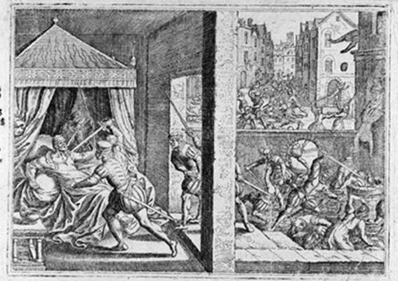 Assassinat de Coligny (1572)