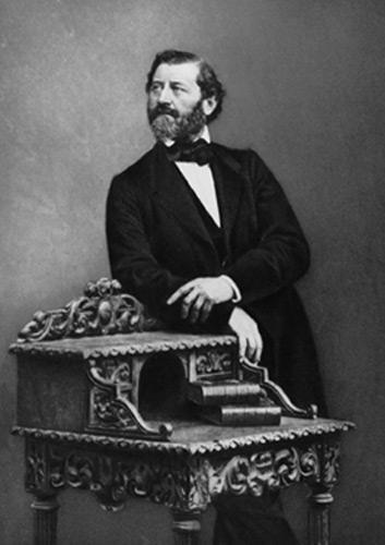 Agénor de Gasparin (1810-1871)