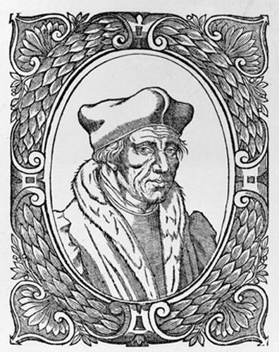 Jacques Lefèvre d'Étaples (1450-1537)