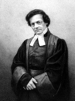 Pasteur Adolphe Monod (1801-1856)