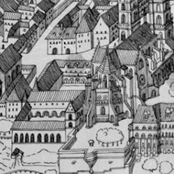 Bâle : cathédrale et la Pfalz