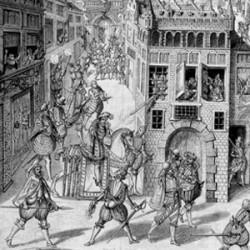 Bartholomäusnacht – 24. August 1572
