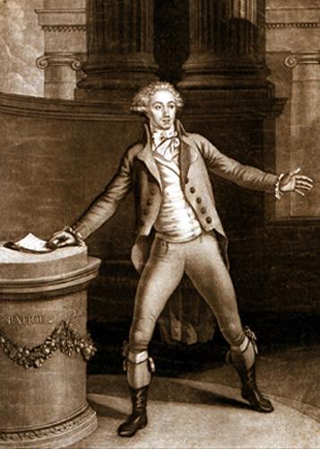 Antoine Barnave (1761-1793). Avocat, député