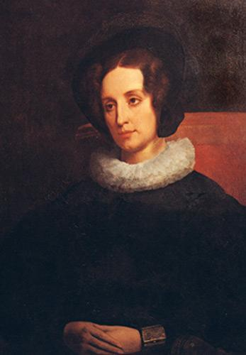 Scheffer, Ary , Albertine de Staël, duchesse de Broglie