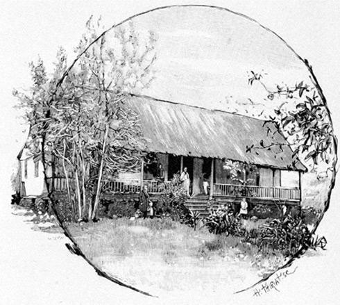 Presbytère de Mooréa