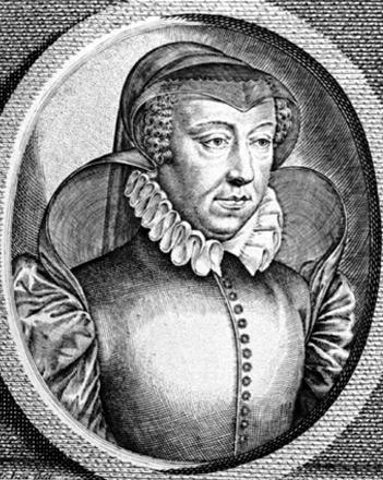 Catherine de Médicis (1519-1589), reine de France