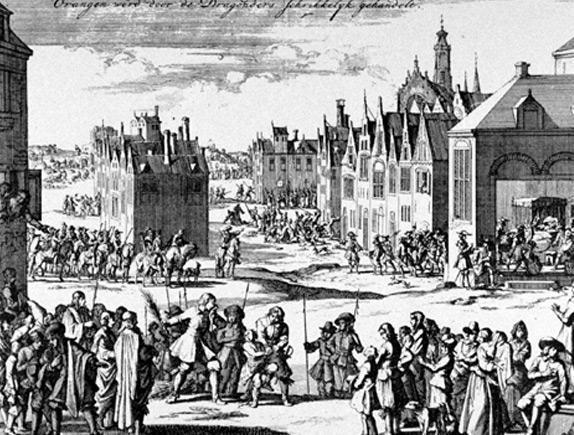 Massacres à Orange (1560)