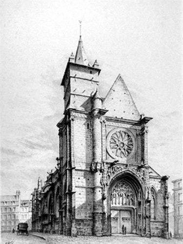 Temple de St Éloi de Rouen