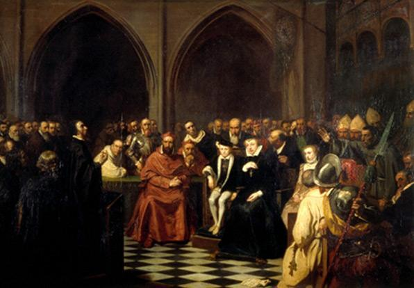 Colloque de Poissy (1561)