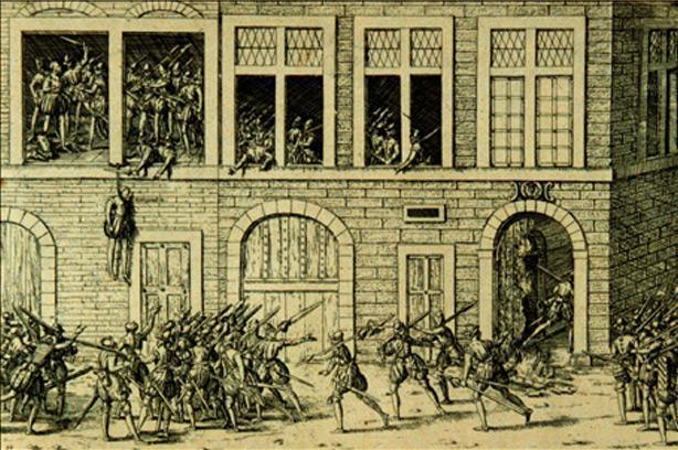 Prise de Valence en Dauphiné (25 avril 1562)