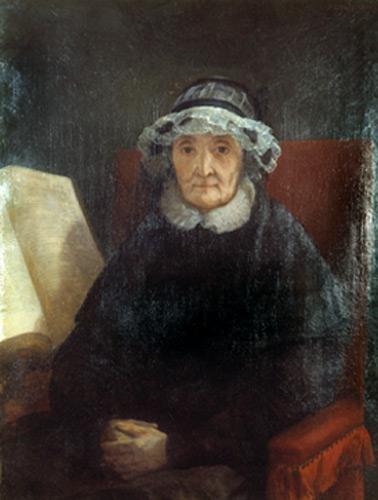 Ary Scheffer, Élizabeth, Sophie, mère de Guizot (1787-1874)