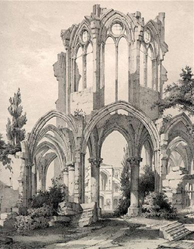 Abbaye d'Ourscamp (60)