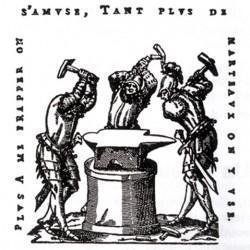 Théodore de Bèze, Devise faisant allusion aux persécutions