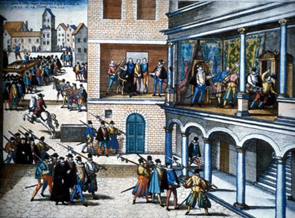 Ermordung des Herzogs von Guise (1588)