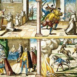 Assassinat d'Henri III par Jacques Clément
