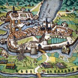 Genève en 1602