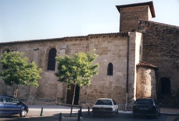 Partie catholique du temple de Beaumont-lès-Valence (Drôme)