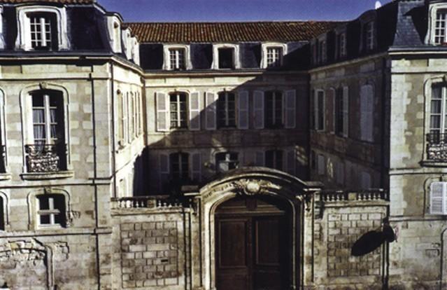 Hôtel Bernon à la Rochelle (Charente-Maritime)