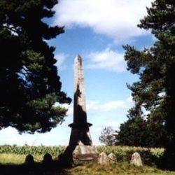 Monument de la Pierre Plantée (Tarn)