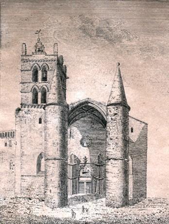 Cathédrale de Montpellier