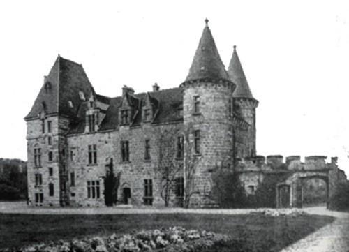 Château du Plessis-Mornay (78)