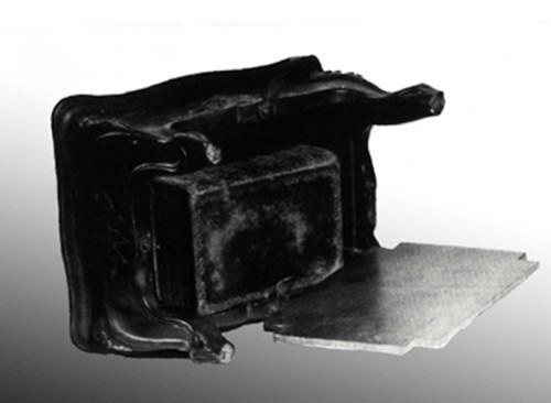 Cachette de Bible dans un tabouret