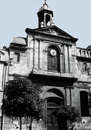 Église luthérienne des Billettes (75)