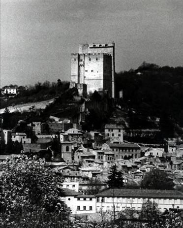 Donjon de Crest (Drôme)