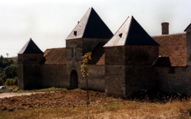 Château de Bondaroy (45)