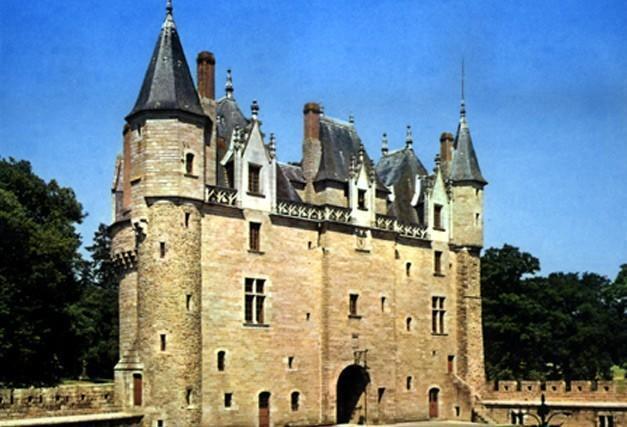 Château de Missillac (44)