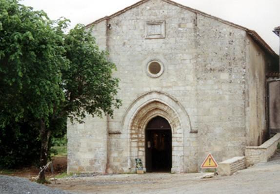 Temple de Beaussais (Deux-Sèvres)