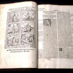 Bible de Lefèvre d'Étaples, Anvers, Edition de 1534 par Martin Lempereur