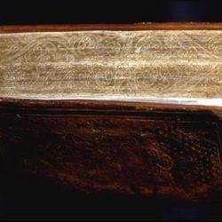 Bible de Genève, par François Perrin,1563