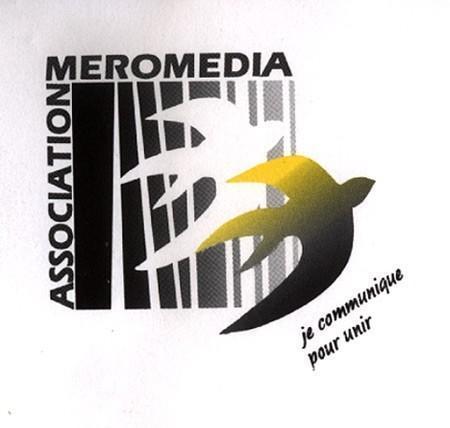 Logo de Meromedia à sa création