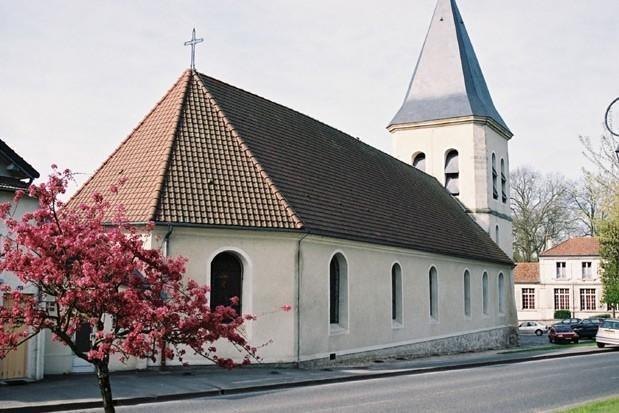 Église de Claye Souilly
