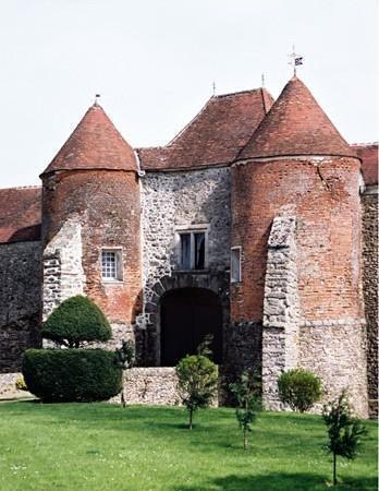 Château de Launoy Renault (77)