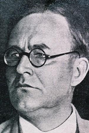 Professeur Karl Barth
