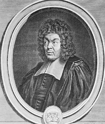 Paul Pellisson, maître des Requêtes et de l'Académie Française