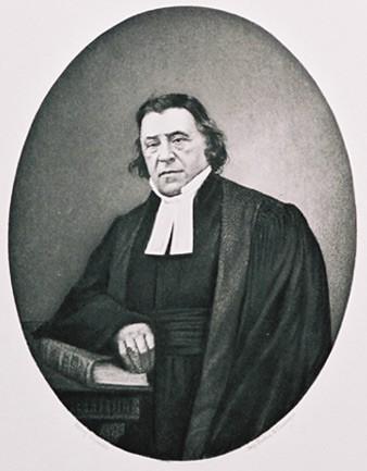 Pasteur Antoine Vermeil