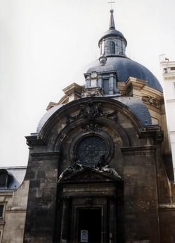Temple de Sainte Marie