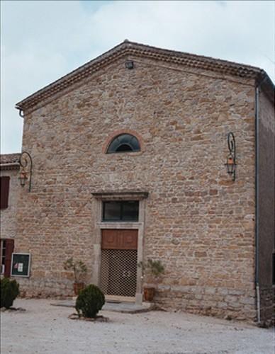 Nouveau temple de Saint-Paul-la-Coste (Gard)