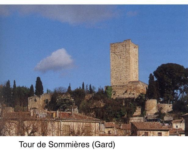Tour de Sommières (Gard)